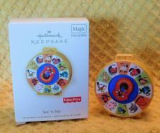 Buy Hallmark Keepsake Magic Fisher Price See n' Say Christmas Ornaments 2007 Works!