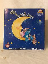 """Buy Record 7"""" Vinyl Care Bears Bedtime Story Orange Label 1983"""