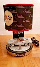 Buy 1963 CORVETTE STINGRAY COLLECTORS TABLE LAMP WITH SOUND OVERHAULED WARRANTEE #4