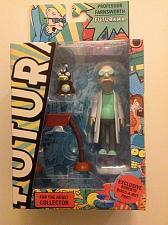 Buy Futurama-Professor Farnsworth and Nibbler - Roberto Build a Bot