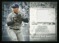 Buy 2020 TOPPS MAJOR LEAGUE MATERIALS BLAKE SNELL, MLM-BS