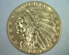 Buy 1927 2 1/2 DOLLAR INDIAN HEAD GOLD UNCIRCULATED UNC. NICE ORIGINAL COIN