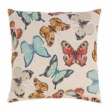 Buy *18705U - Butterflies 17'' Decorative Accent Throw Pillow