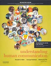 Buy Understanding Human Communication 13th INSTRUCTOR'S EDITION (NEW) 9780190297084