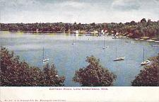 Buy Cottage Wood, Lake Minnetonka, Minn Vintage Postcard
