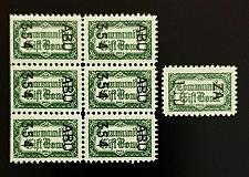 Buy Vintage Community Gift Bond (7) SEVEN Saver Book Stamps Premium Cleveland, Ohio