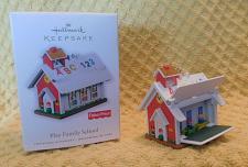 Buy Hallmark Fisher Price Play Family School Christmas Ornament 2010 W/Box EXC!