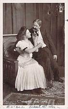 Buy Taking Hist Time Couple Real Photo RPPC Vintage Romance Postcard