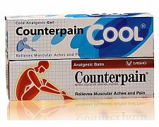 Buy Counterpain Warm & Cool Balm Relief Muscular Aches Pain Analgesic Cream 120g,60g