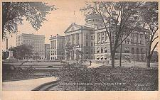 Buy Court House Toledo Ohio Salesman Sample Vintage Postcard