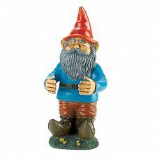 Buy *15552U - Beverage Can Holder Buddy Gnome Statue