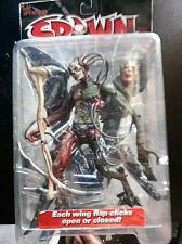 Buy Todd Mcfarlanes Re-animated Spawn Series 12 Brand New package is opened