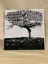 "Buy Record 7"" Vinyl Another Oppressive System / World On Welfare Split 2001"