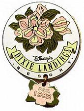Buy Dixie Landings WDW Dangle Resort Authentic WDW Disney pin