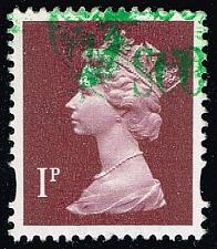 Buy Great Britain #MH199 Machin Head; Used (0.25) (4Stars) |GBRMH199-02XVA