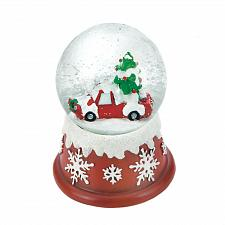Buy *18553U - Holiday Tree Snow Globe