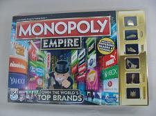 Buy New Sealed 2015 Hasbro Monopoly Empire With Special Goldtone Tokens Top Brands