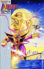 Buy Comic Book Ninjak Yearbook #1 Valiant 1994