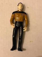 "Buy Action Figure Star Trek 5"" Generations Data Generations Loose Playmates 1994"