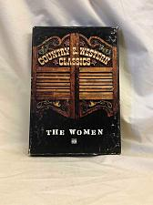 Buy 8-Track Double Box Set Country Western Classics The Women 1981