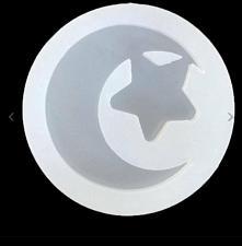 Buy Islam Crescent Star Moon Shape Fondant Cake Mold Ramadan EID Festival Muslim kid