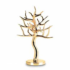 "Buy *18465U - Gold 12"" Jewelry Tree Organizer Stand"