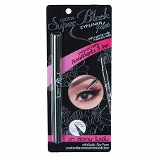 Buy Mistine Super Black Plus Eyeliner Superfine 0.05mm