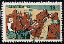 Buy Australia #634 Peter Warburton; Used (0.25) (3Stars) |AUS0634-03XBC