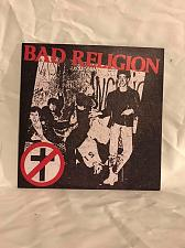 "Buy Record 7"" Vinyl Bad Religion - Public Service Comp Tracks Misprint 2011"