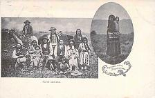 Buy Piute Indians Squaw With Pappose Vintage Postcard