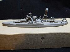 "Buy Comet WW II Identification Model U.S. USS Pennsylvania Battleship 1""=110' Scale"