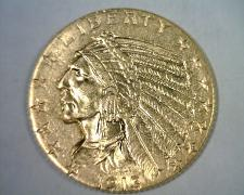 Buy 1913 FIVE DOLLAR INDIAN HEAD GOLD UNCIRCULATED UNC. NICE ORIGINAL COIN BOBS COIN