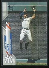 Buy 2020 TOPPS VINTAGE STOCK AARON HICKS, #252, 39/99