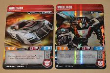 Buy Wizards of the Coast Transformers CCG WHEELJACK Foil WOTC TCG 2018 G1