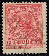 Buy Brazil #204 Liberty Head; Used (0.30) (2Stars) |BRA0204-02XVA