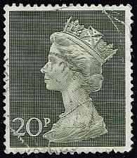 Buy Great Britain #MH166 Machin Head; Used (0.25) (0Stars) |GBRMH166-02XVA