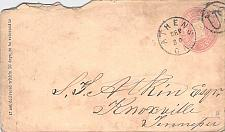 Buy U59 PSE Cover Cincinnati Auction Commission Merchant to Philadelphia