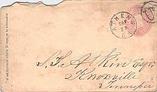 Buy U59 PSE Cover Cincinnati Auction Commission Merchant to Philadelphia