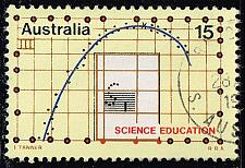 Buy Australia #604 Science Education; Used (0.30) (2Stars) |AUS0604-03XBC