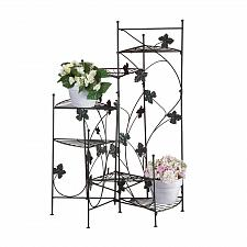 Buy 34764U - Ivy Design Staircase Metal Plant Stand Shelves