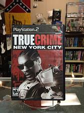 Buy True Crime: New York City (Sony PlayStation 2, 2005)