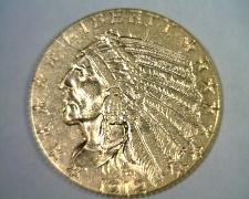 Buy 1912 FIVE DOLLAR INDIAN HEAD GOLD UNCIRCULATED UNC. NICE ORIGINAL COIN BOBS COIN
