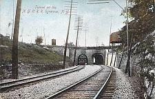 Buy Tunnel On the New York Central Railroad, Syracuse NY Vintage Postcard