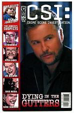 Buy Comic Book CSI: Crime Scene Investigation #1 IDW 2006