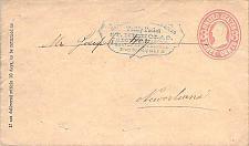 Buy Steamboat Packet St. Nicholas, Milligram K-531, Red River, U59 PSE Cover, c 1867