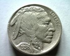 Buy 1936 BUFFALO NICKEL ABOUT UNCIRCULATED AU NICE ORIGINAL COIN FROM BOBS COINS