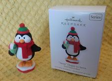 Buy Hallmark Snow Happy To Serve Christmas Ornament Noel Nutcrackers Series W/Box