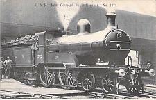 Buy G.N.R. Four Coupled Bogie Xpress, No. 1373 English Vintage Postcard