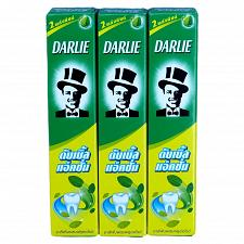 Buy Darlie Double Action Toothpaste Spearmint and Peppermint 35g Pack of 3