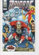 Buy Comic Book Brigade #1 Image May 1993